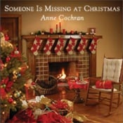 """Someone is Missing at Christmas"" - cd"